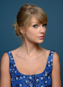 Taylor-Swift-Fishtail-Bun-Updo
